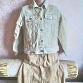 Вельветовый костюм на 8 -9 лет ( рост 122 -134)