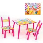 Набор детской мебели Winx