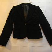 Новый пиджак изи вильвета, без ценника, р 10 (S-M), произведен в Италии