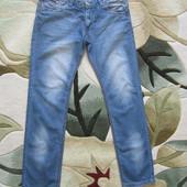 Летние мужские зауженные джинсы Sevilla.