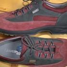 Кроссовки Helvesko размер 42, стелька 28,8 см. Кожа +Замша