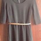 Черное платье Bershka, 36-38 размера