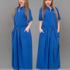 Летние платья для пышных форм