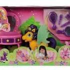 Игровой набор Королева Filly с туалетным столиком и аксессуарами