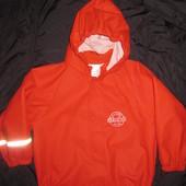 куртка дождевик на 1,5-2 года, непромокайка мальчику