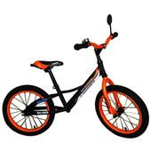 Azimut Беговел Кросcер Баланс 12 14 16 дюймов детский велобег Crosser Balance