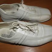 кожаные  удобные  туфли  ф.  Waldlaufer  размер  41