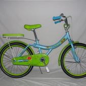 Новинка. Азимут Свит 16 18 20 дюймов Azimut Sweet велосипед для девочки