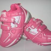 Кроссовки для девочки KLF р.25-30 (арт.00230)
