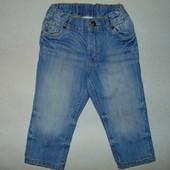 Модные джинсы Denim by H&M  на 6-9(12) мес,рост 68-80 см.Большой выбор!