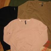 Натуральный пуловер джемпер Colours Takko Германия