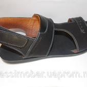 сандалии мужские натуральная кожа цвета Код: 124