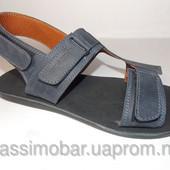 сандалии мужские натуральная кожа цвета Код:  123