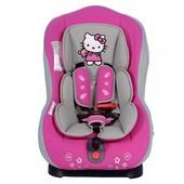 Автокресло M 5370 група 01 для новорожденных до 18кг Хелов Кити Тачки