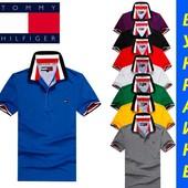 TommY Hilfiger  рубашка поло тенниска 3 размера ф35