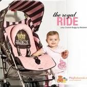 Продам коляску Maclaren Juicy Couture