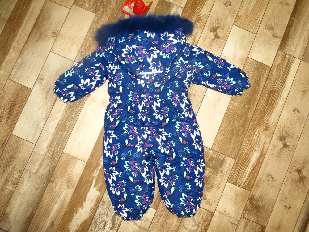Зимний термо комбинезон детский reime. фото №5