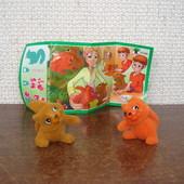 продам игрушки с киндер сюрприза новых серий