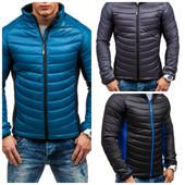 Мужская молодежная весенняя куртка ,куртка мужская на осень 3 цвета
