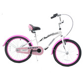 Азимут Бич 20 дюймов Azimut Beach велосипед двухколесный для девочки