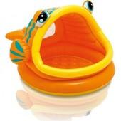 Надувной бассейн 57109 Intex Рыбка. Хит продаж
