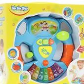 Игрушка Маленький водитель от  BeBeLino (Великобритания)
