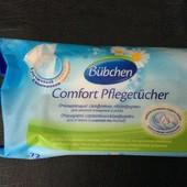 Очищающие салфетки Комфорт 72 шт Bubchen