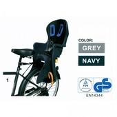 Детское сидение для велосипеда Baby Tilly bt bcs-0004 до 22 кг.