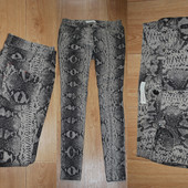 Тоненькие джинсы papaya  Л(12)