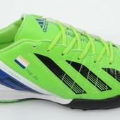 Сороконожки, бампы, копы, футбольная обувь аdidas adizero F50 40 и 45 размер