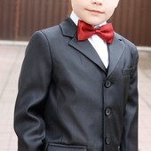 Школьный костюм-тройка для мальчика. Размеры 116-152.
