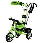 Акция Велосипед трехколесный Mini Trike LT950 фирменный, родительская ручка