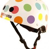 Детские защитные шлемы  Kiddi Moto