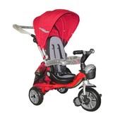 Детский велосипед 2383 c подножкой (фиолетовый,синий,красный)