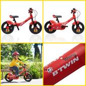 2 велосипеда в 1 (беговел и велосипед вместе) 12 Woony 700. Фирма B`twin.