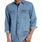 Рубашка  джинсовая  Carhartt  50-52  оригинал