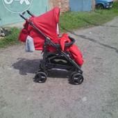 Итальянская коляска Inglesina zippy free!