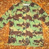 Куртка - рубашка  Alpha Industries  камуфляж  оригинал
