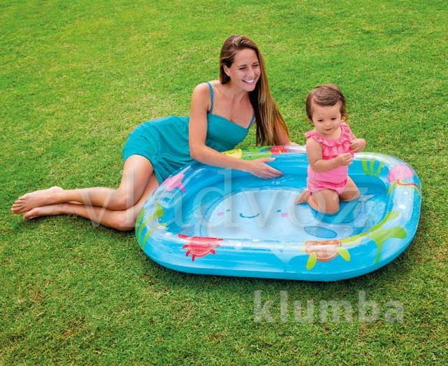 Детский надувной бассейн 59406 Кит фото №1
