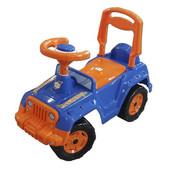 Машинка толкатель каталка Сафари 4*4 Орион 549 синяя