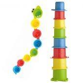 Фигурные чашечки-формочки  с 6 месяцев от Playgro (Австралия)