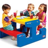 Детский столик для пикника Little Tikes 4795