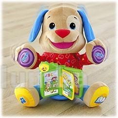 Собачка, щенок Смейся и учись петь от Fisher-Price фото №1