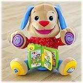 Собачка, щенок Смейся и учись петь от Fisher-Price
