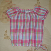 Блузка H&M на девочку 7-8 лет