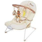 Шезлонг качалка ВС детский с вибро режимом кресло музыкальный