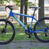 Кроссер Бест 26 велосипед Crosser Beast g-fr-d горный одноподвес