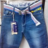 Джинсовые шорты Nice Wear для мальчика 146,152 см