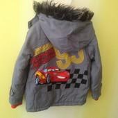 Демисезонная курточка на мальчика Cool Club 92 размер
