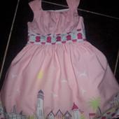 Нарядное платье на 1-2  года Early Days (Орли Дэйс)